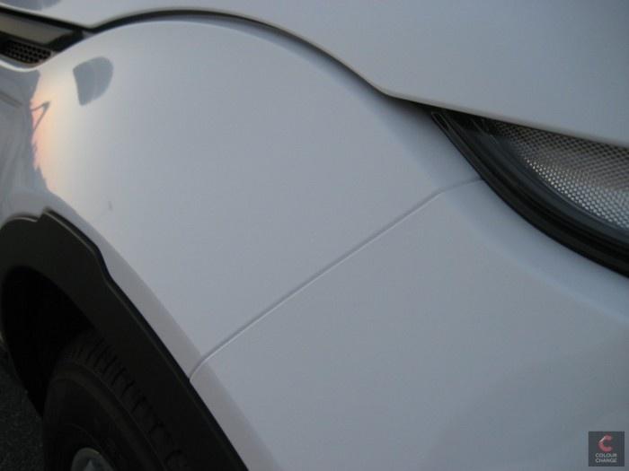 Range Rover evoque - white gloss