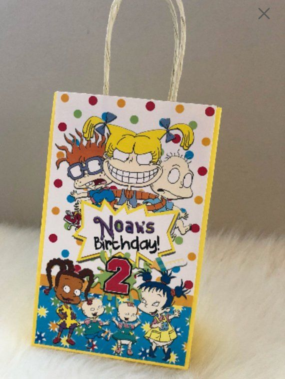 0eb0846e5 Rugrats Custom Chip Bags Rugrats Chip Bags Rugrats Candy