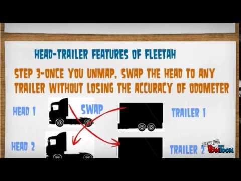 Fleetah head trailer mapping/swapping