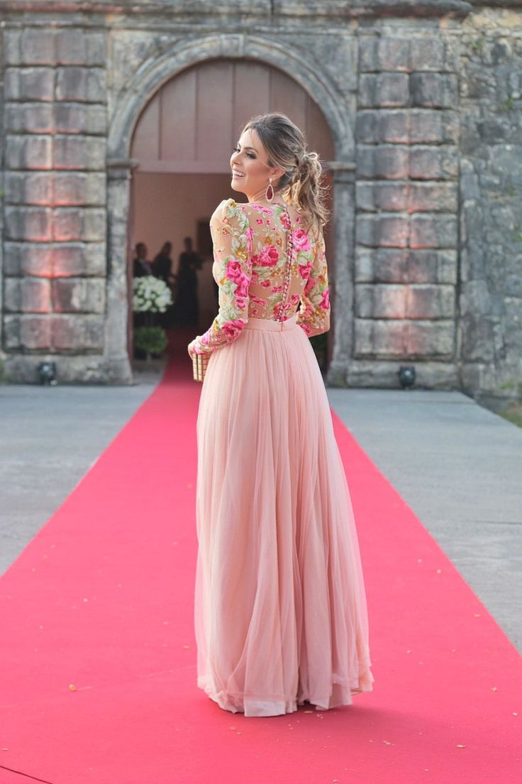 619 best Vestido de Festa Longo images on Pinterest | Formal prom ...