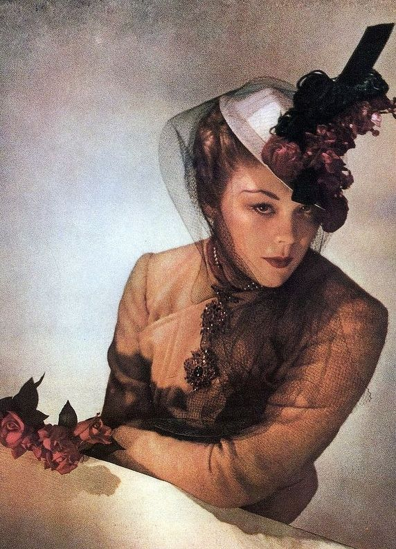 Photograph by Horst P. Horst for Vogue 1938