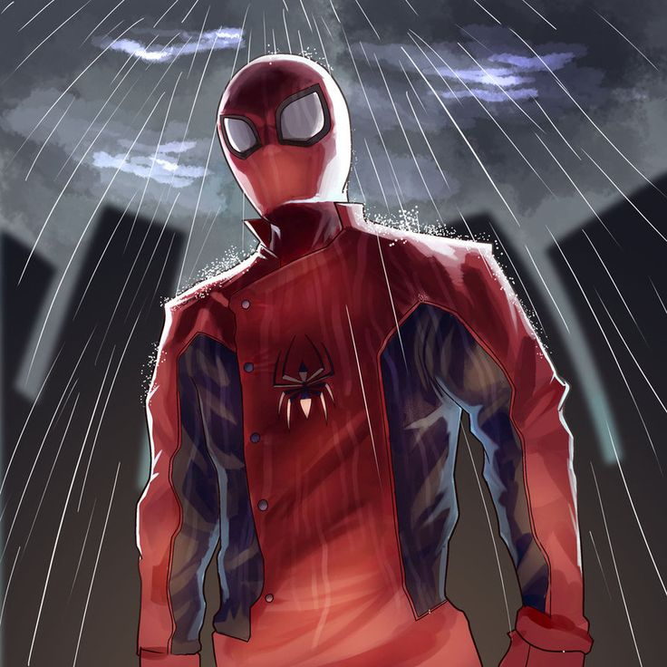 "This is Spider-man wearing the Suit Tony Stark developed after the comic ""The Other"" (Spider-man's life changes in this story arc, I still can't believe it!) This armor was worn in the civil war ar..."