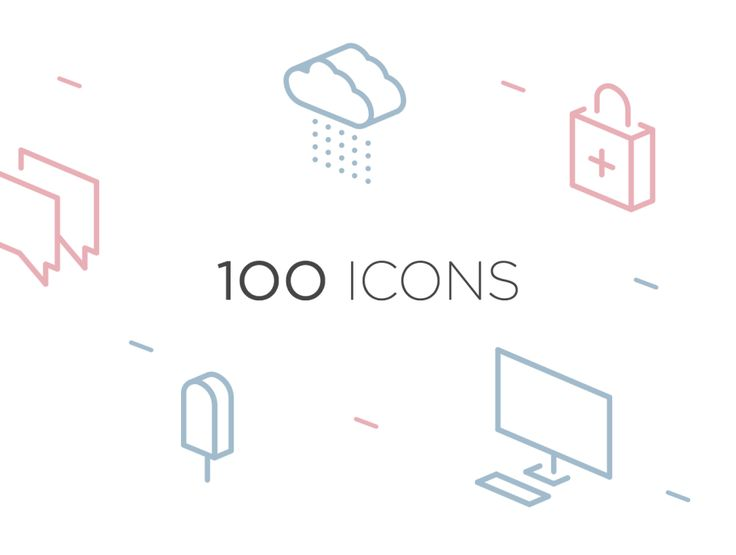 UI8 — Products — Isometric Icons