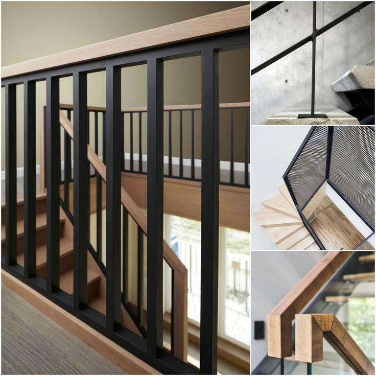 #stairs #railing #wood #modern #indoor #trap #trapleuning #mini #moodboard #minimoodboard #leemwonen #blogazine