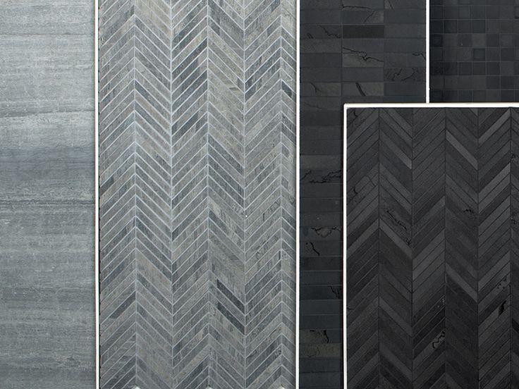 Natural Stone, Porcelain Tile, Ceramic Tile, Glass Tile, Engineered Stone  And Wood.