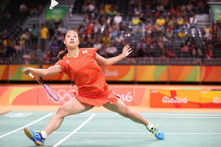 奥原希望は、山口茜との日本人対決に勝利してベスト4に進んだ。これまでの世界ランクの最高位は3位。4年後、25歳で迎える東京五輪は金を目指している。