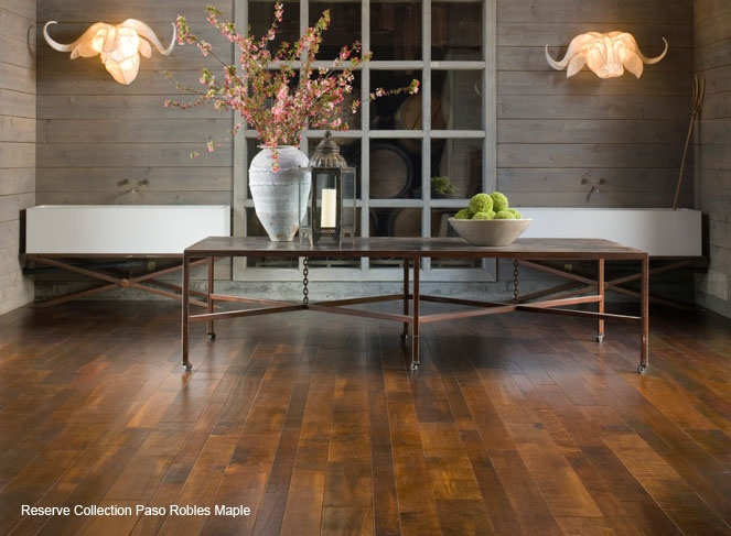 California Classics Floors   Hardwood Flooring, Hand Scraped Wood Flooring