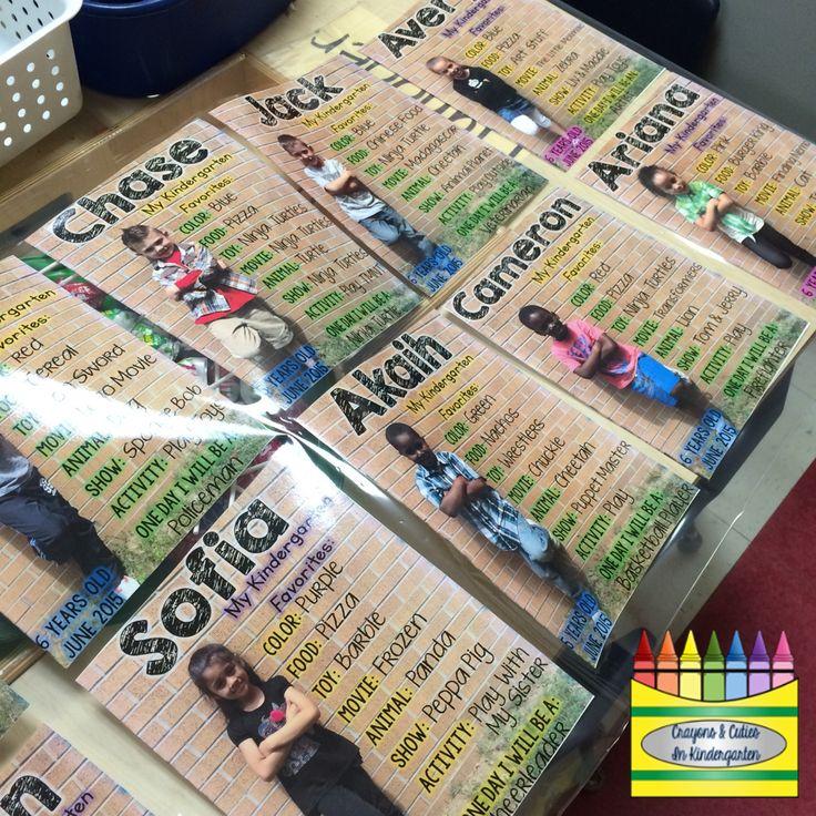 Crayons & Cuties In Kindergarten: ABC Countdown- Each Day In Pictures!