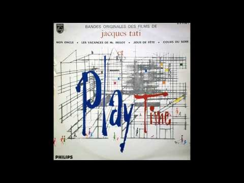 Playtime, Jacques Tati's best movie. So good that it simply ruined his entire career. OST by Francis Lemarque.