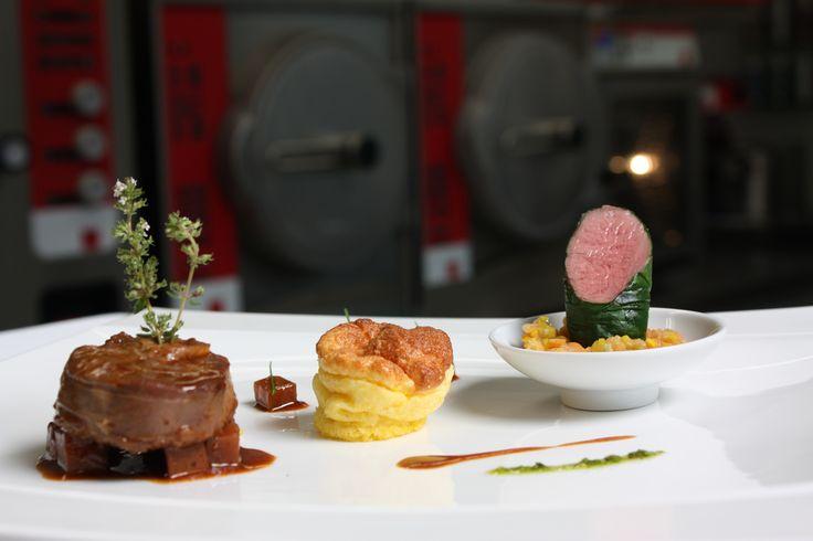 Lamm Osso bucco - und Lammfilet  Ein Klassiker zu Ostern!