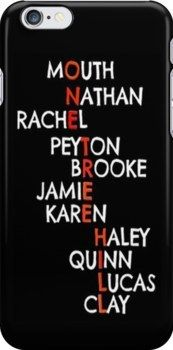 "iPhone Case | Community Post: 19 Things All ""One Tree Hill"" Fans Seriously Need"