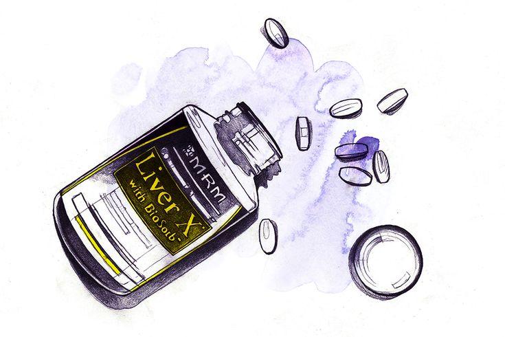 Natural Hangover Cure Vitamin