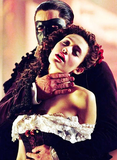 The Phantom of the Opera (dir. Joel Schumacher, 2004)