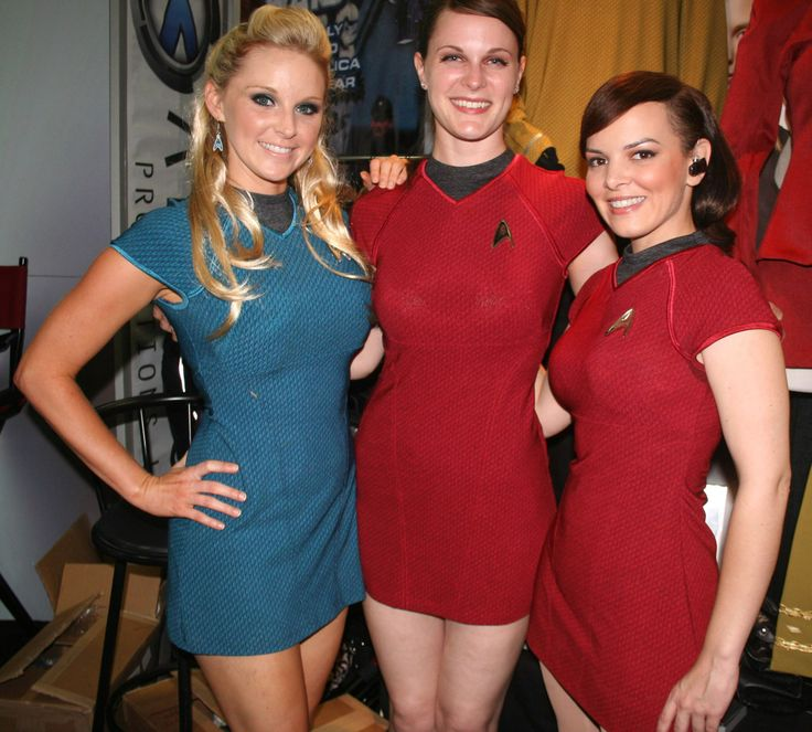 star trek fans dating Back in 2013, leo tierney of the united kingdom set out to make a next generation-era star trek fan film called star trek:  the making of star trek: deception.