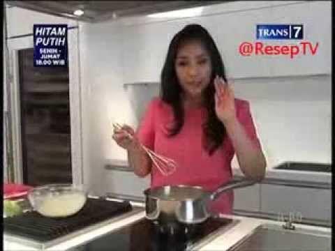 Resep Masakan Pears Puff Pastry ala Nagita Slavina