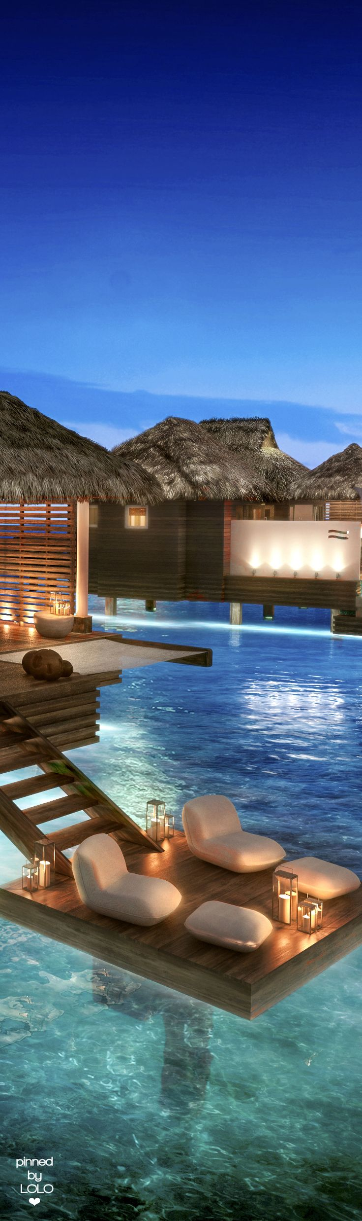 Sandals Royal Caribbean in Montego Bay-New Over-the-Water Villas in Jamaica LOLO❤︎