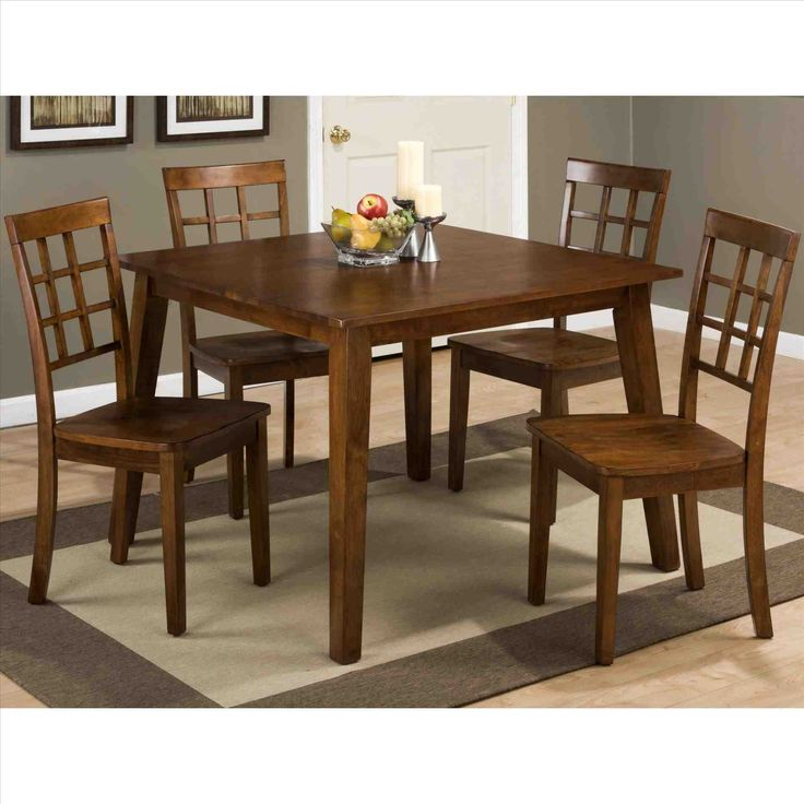 Best 25 Dining Table With Bench Ideas On Pinterest: Best 25+ Square Kitchen Tables Ideas On Pinterest