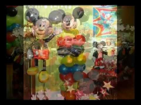Mickey Mouse Clubhouse birthday party Julius 1st Birthday