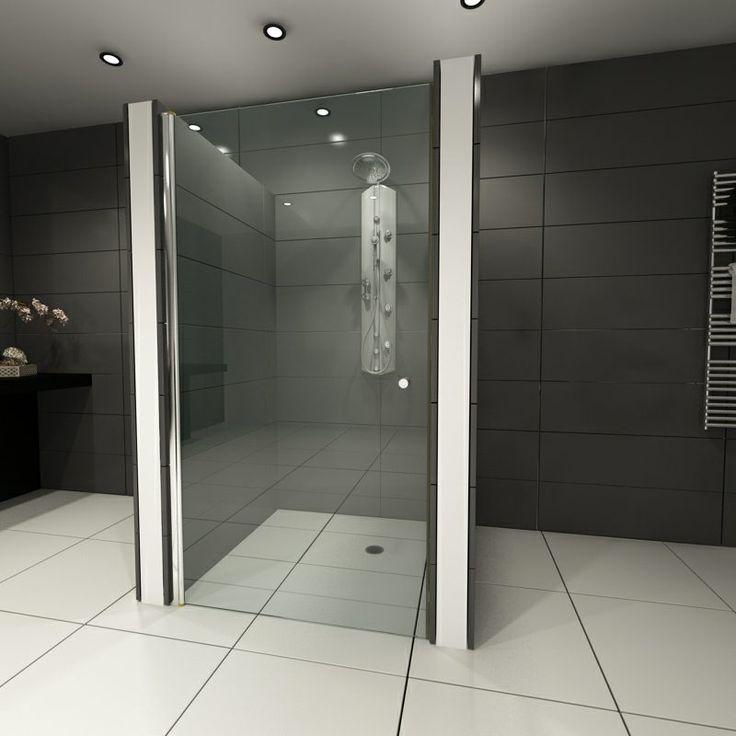 Gemauerte Dusche Als Blickfang Im Badezimmer: Vor  Und Nachteile