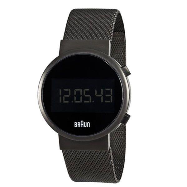 Braun: Digital LCD Watch