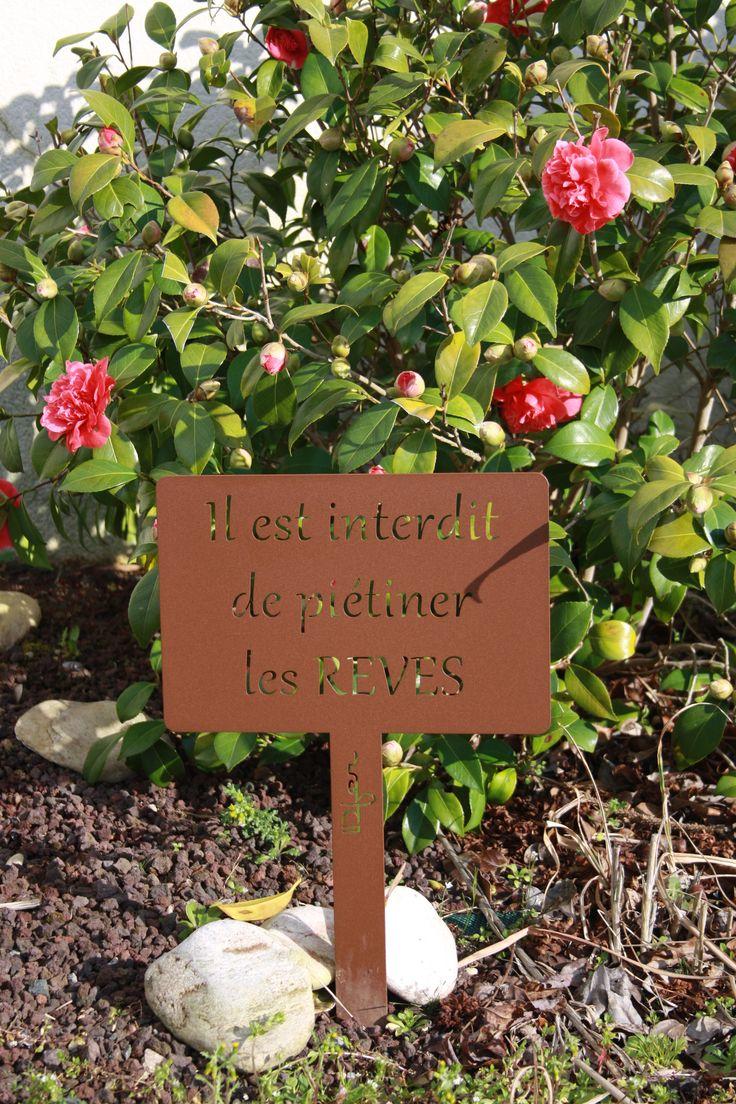 Les 25 meilleures id es de la cat gorie rouille sur for Decoration jardin rouille
