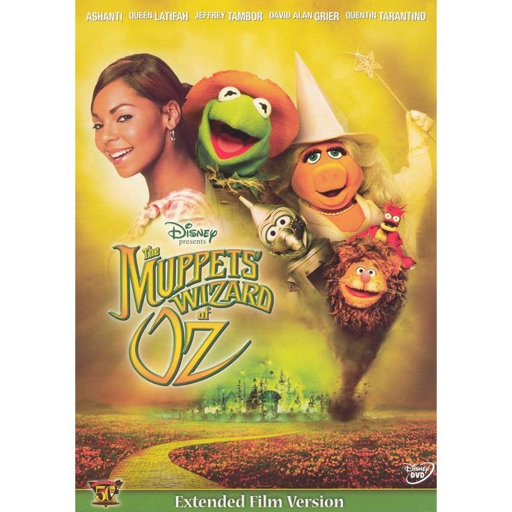 The Muppets' Wizard of Oz (dvd_video)