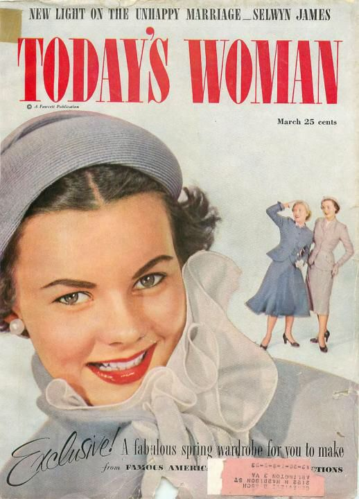 44 best images about 1950s women 39 s magazines on pinterest for Good house magazine