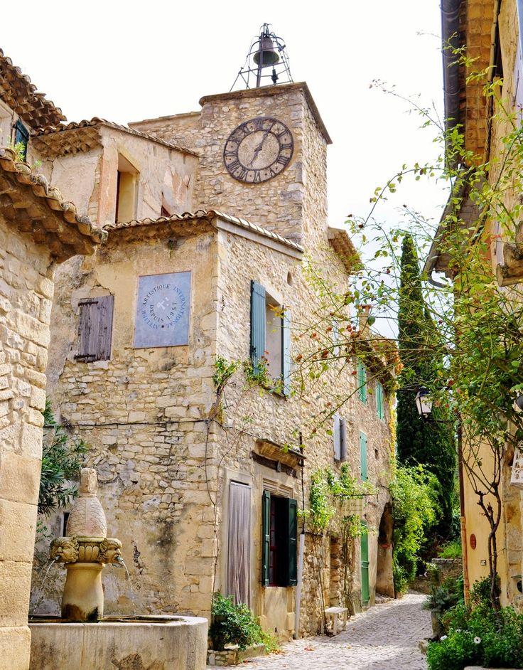 Seguret Provence