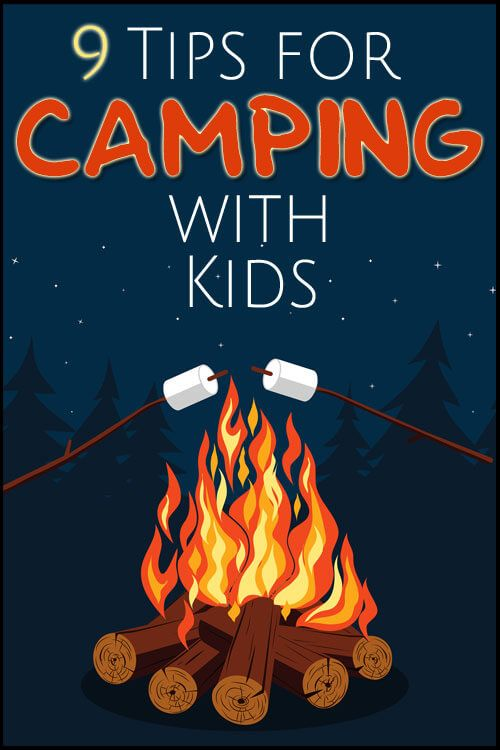 9 Tips for Camping with Kids | BonBon Break