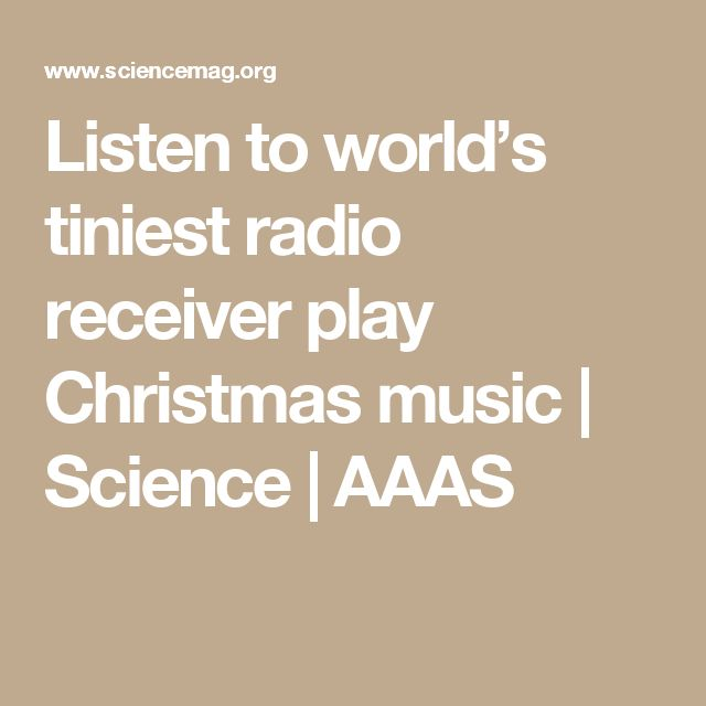 25+ best ideas about Christmas music radio on Pinterest | Radio ...
