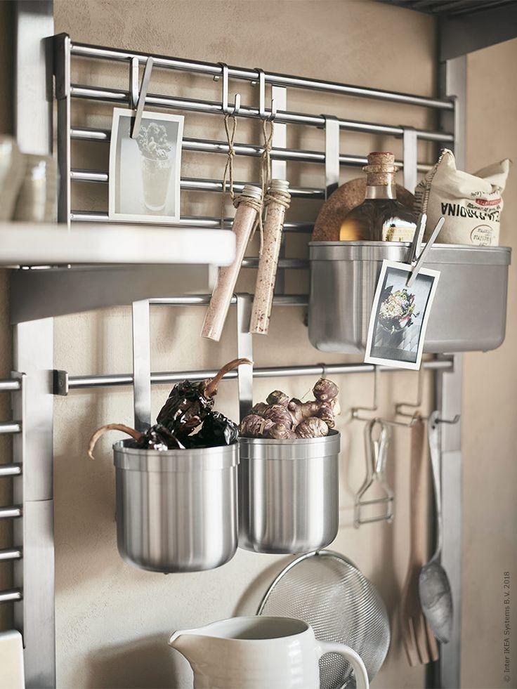 287 best IKEA Küchen - Liebe images on Pinterest | House tours ...