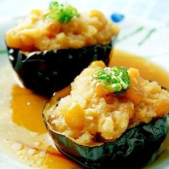 賀茂なすの揚げ出し | 林幸子さんの揚げものの料理レシピ | プロの簡単料理レシピはレタスクラブニュース