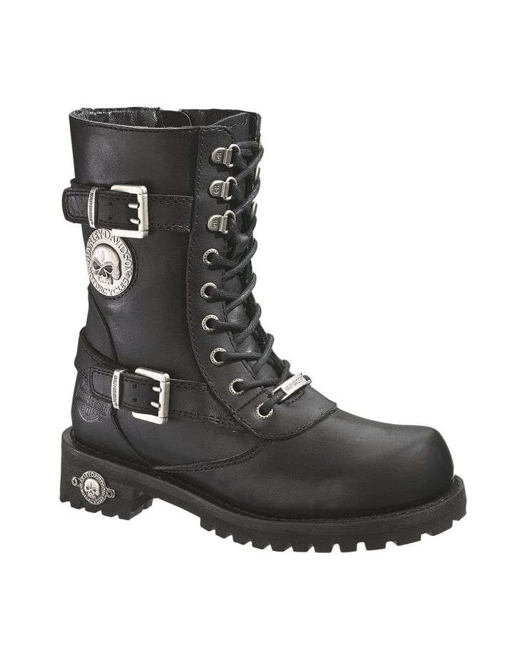 Harley Davidson Women's Robyn Boot WANT THESE TOO!!!!!!!!!!!! <3
