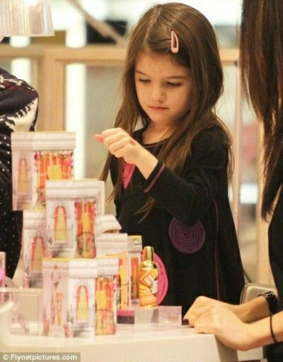 OMG so sweet Suri Cruise #Miss #suricruise #you #is #my #love