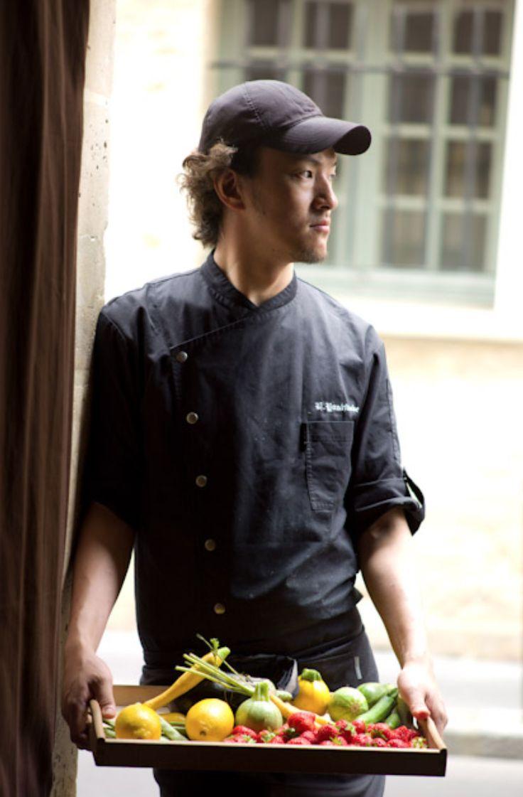 Restaurant SOLA  Chef étoilé Hiroki Yoshitake ©www.tibo.org