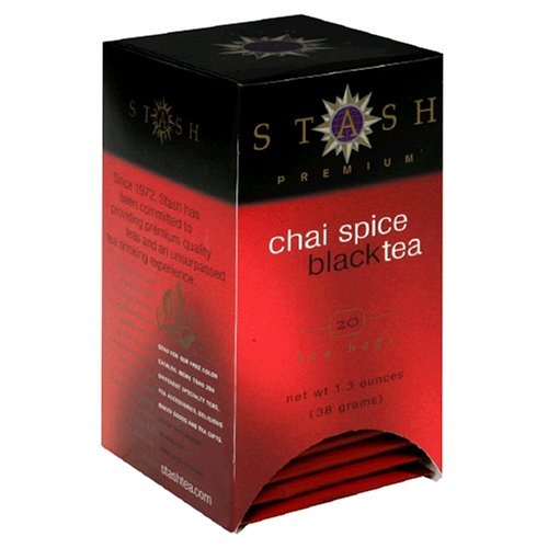 Chai Spice Black Tea. #SavingGrace | Eat, Drink, & Be Merry | Pintere ...