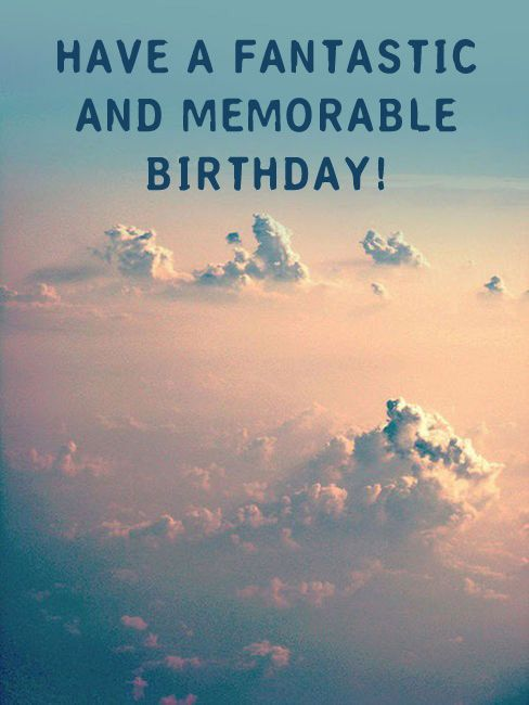 17 Best images about birthday – Happy Birthday Cards for Facebook