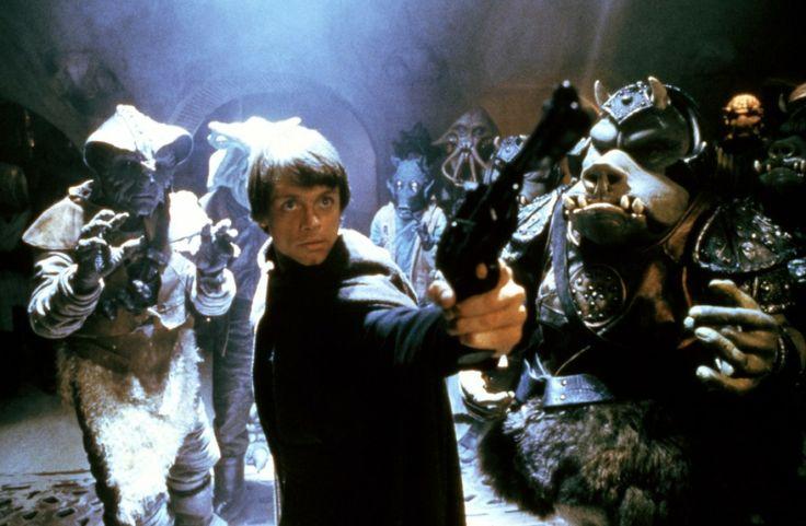 Star Wars: Return of the Jedi (1983) - Mark Hamill