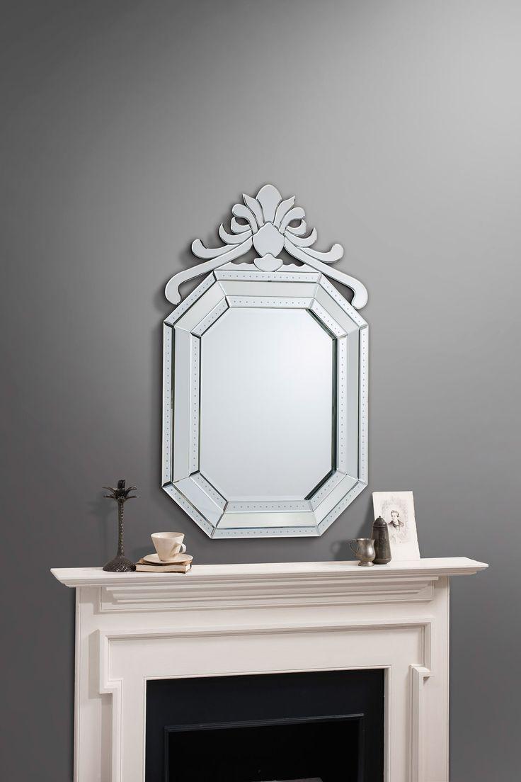 17 mejores ideas sobre espejos venecianos en pinterest for Espejo horizontal salon