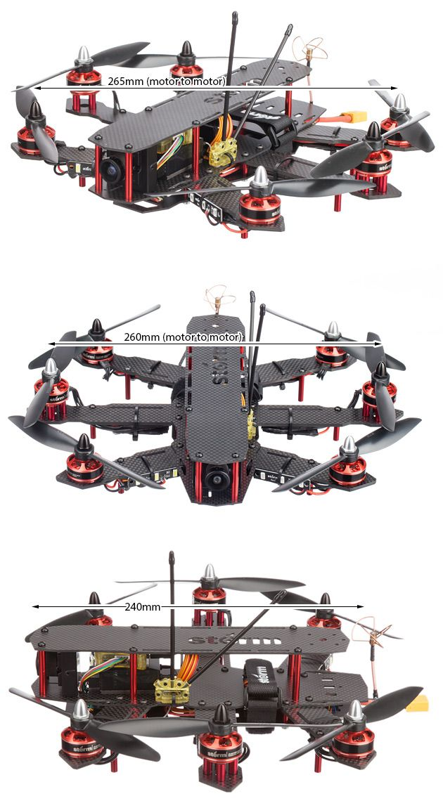 Follow APOLLO and help us change the drone world. STORM Racing Drone (RTF / SRD260 Pro) http://www.helipal.com/storm-racing-drone-rtf-srd260-pro.html