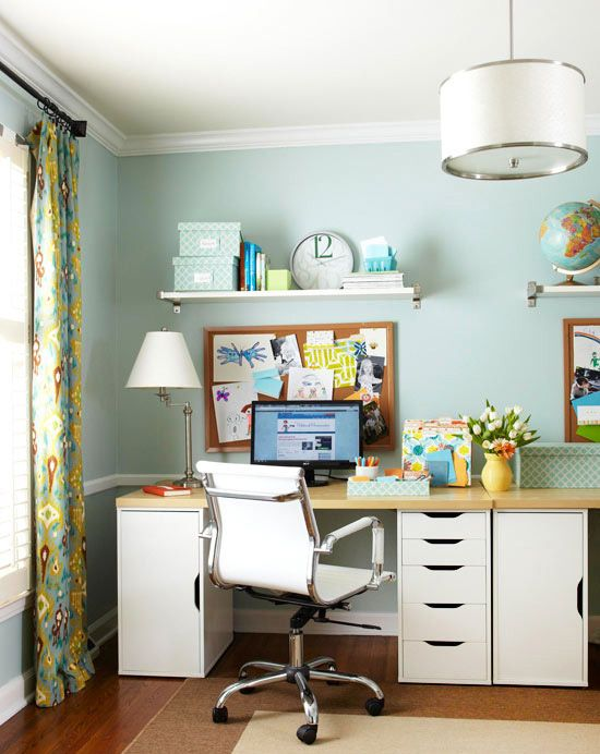 Home Office Design Challenge  Function vs Style A quiet place
