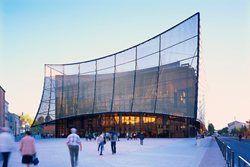 Albi Grand Theatre, Albi, 2014 - Dominique Perrault Architecture