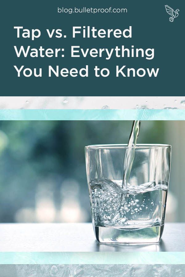 Tap Vs Filtered Water Everything You Need To Know Water Filter Best Water Filter Tap Water Filter