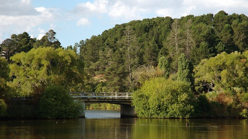 Visit Melbourne: Tipperary Walking Track