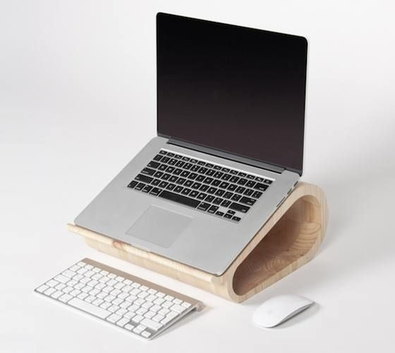 Vool Wooden Laptop Stand – TBA