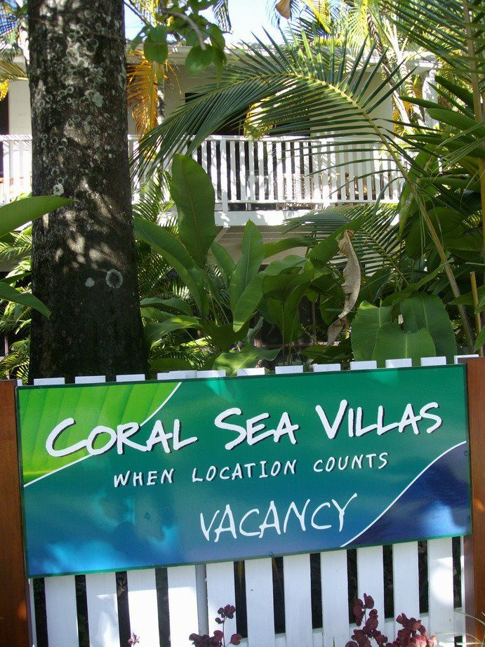 Coral Sea Villas - Family Hotels and Accommodation in Port Douglas.
