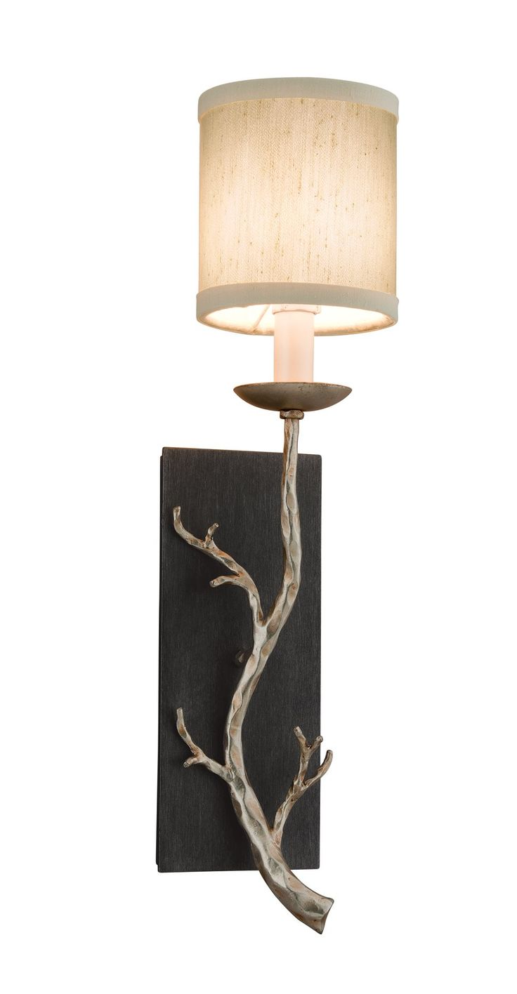 Chloe loft industrial 2 light oil rubbed bronze wall sconce free - Adirondack Transitional Wall Sconce
