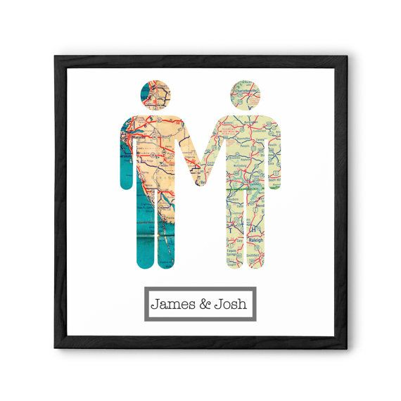 Take My Hand  Guy & Guy / Gay Wedding Marriage by Paperture, $32.00.  Code: IREADITALL