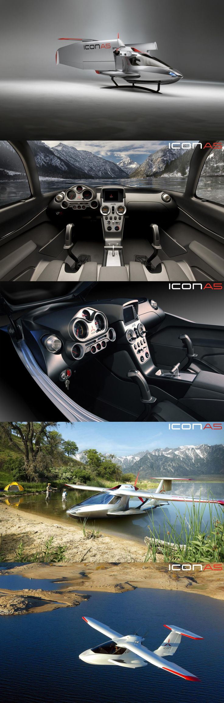 Icon A5! My answer to going where i want to go.