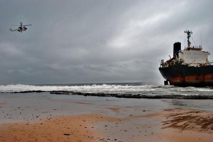 Shipwreck  Ballito, South Africa